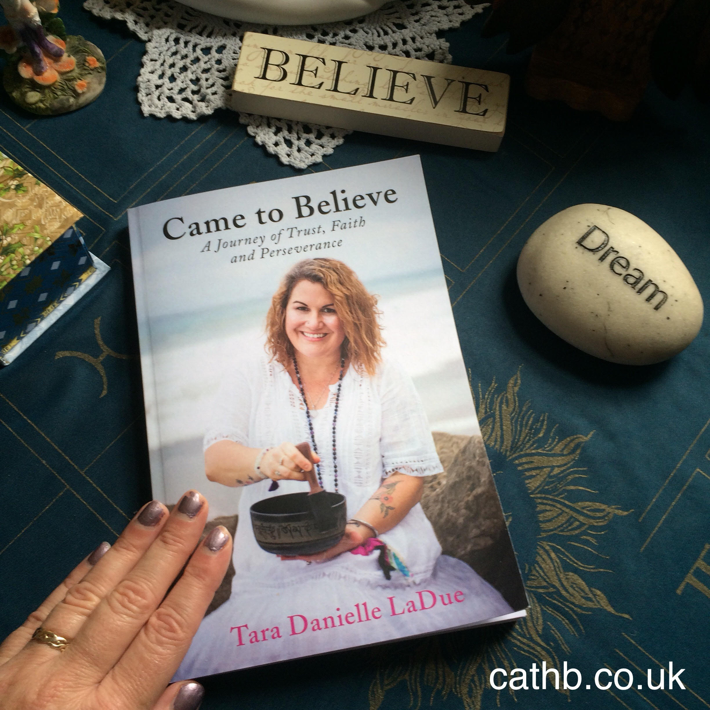 "Tara LaDue ""Came To Believe – A Journey of Trust, Faith and Perseverance"""