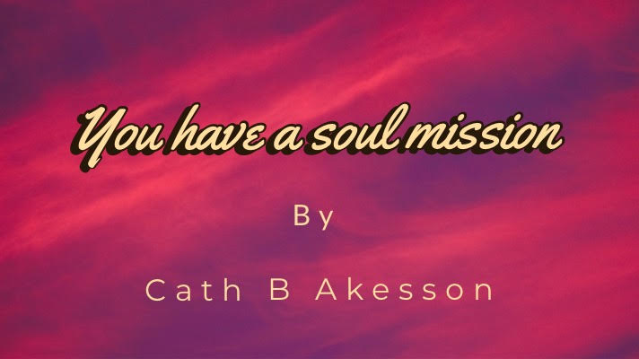 You Have A Soul Mission